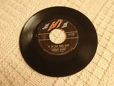 MEMPHIS JERRY JAYE  LET THE FOUR WINDS BLOW/SINGING THE BLUES HI 2128