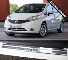 Nissan Note Mk2 (Released Approx 2013) Sill Plates / Kick plates
