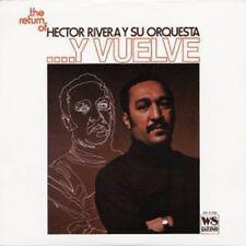 Hector Rivera, Hector Rivera Y Su Orquesta - Y Vuelve [New Vinyl]