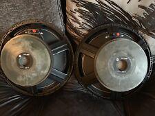 2 x RCF L15L600 SPEAKER DRIVERS 1 PAIR