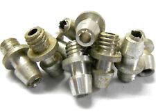 L11134 Échelle 1/10 Plastique ARGENT réservoir de carburant mamelon inlet outlet 4 mm filetage x 10