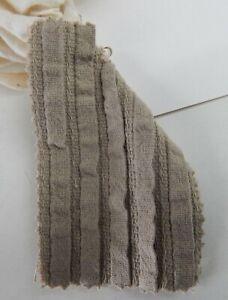 Restoration Hardware Garment-Dyed Pleat Coverlet, King Size