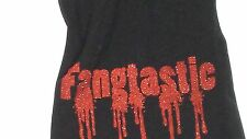 Halloween Costume Devil Fantastic Dog Pet Hoodie Black Red New Simply Dog Size M