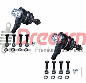 2Pcs Front Upper Ball Joint Set Toyota Pick UP T100 2WD
