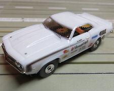 MODELLINO PISTA per Slot car 1969 Chevrolet BILL JENKINS GRUMPY con T-Jet Motore