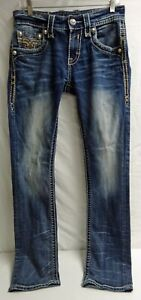 Rock Revival Edwin Straight Men's Jeans Sz 29