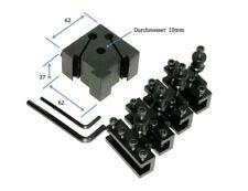 Schnellwechselstahlhalter Wechselhalter Set mit 4 Meißelhalter RBW-SWHS62-4