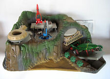 Thunderbirds Tracy Island Matchbox Playset in Original Box!