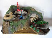 Thunderbirds Tracy Island Matchbox Playset in Original Box!