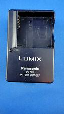 Panasonic DE-A39B Battery Charger for DMC-FX55, DMC-FX500, FX37, FX30 Lumix