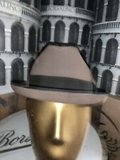 Stetson Mercer Men's Hat Size 7 1/4 Made In The USA