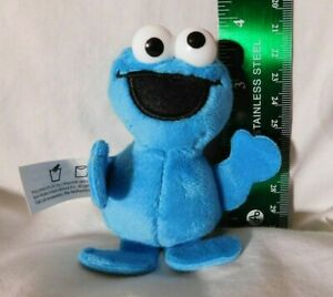 Sesame St Collectors 50 Years Mini Surprise Plush Cookie Monster Gund Mystery