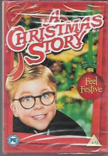 A CHRISTMAS STORY GENUINE R2 DVD MELINDA DILLON PETER BILLINGSLEY NEW/SEALED