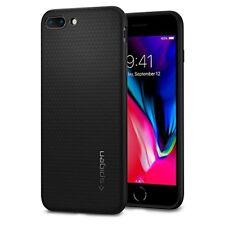 Iphone 7 Plus funda Spigen Liquid protector negro