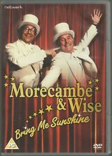 MORECAMBE and & WISE : BRING ME SUNSHINE DVD C3a Region 2 UK