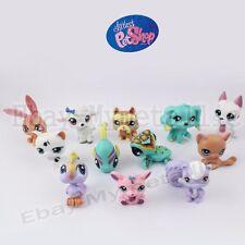 6pcs Set Randomly Choose Littlest Pet Shop (LPS) 2cm-6cm Mini PVC Figure Loose