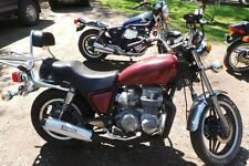 81 HONDA CB650C CHOICE ANY PART MAKE REASONABLE OFFER will ship