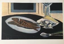 George Braque,La Carafe, Vintage Offset  Lithograph 1945,Plate-signed