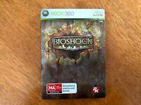 Bioshock - Steelbook Edition - Xbox 360