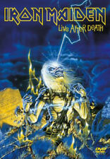 Iron Maiden: Live After Death DVD (2008) Iron Maiden cert E 2 discs ***NEW***