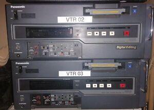 Panasonic DVC Pro AJ-D640