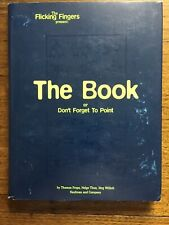The Flicking Fingers Presents: The Book Or Don't Forget To Point | FREE Postage