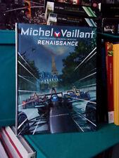 Michel Vaillant : Renaissance - Avec 1 Dédicace - BD - Aventure/Automobile