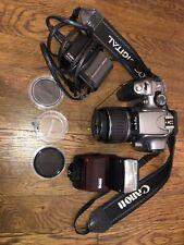 Canon EOS Digital Rebel Digital SLR Camera with 18-55 mm Lense