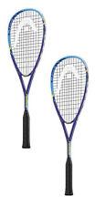 Cabeza de popa Spark Pro Squash Raqueta Raqueta-Paquete de 2 Paquete-Garantía-reg $150