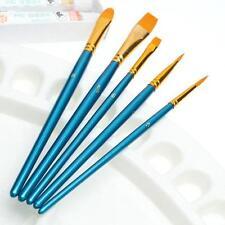 10pcs Paint Brush Pen for Artists Sketching Gouache Watercolor Oil Painting JJ