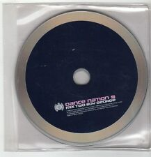 (GJ552) Dance Nation 5, Ministry of Sound - 1998 Cds