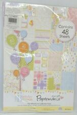 Papermania HAPPY BIRTHDAY TO YOU A4 Ultimate Collectors Pack - Cards/Boxes Tags