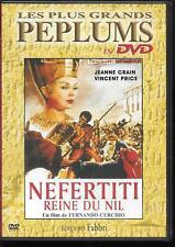 DVD : Nefertiti reine du nil - PEPLUM