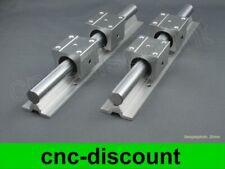 CNC Set 20x 1000mm Linearführung Linear Guide Rail Stage 3D