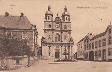 Saint-Hubert AK 1932 Eglise Abbatiale Belgien Belgie Belgique 1701454