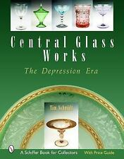 Central Glass Works: The Depression Era with Price Guide