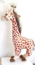 "Unipak designs stuffed Patterned  Animal 21""  Coby Giraffe Plush New with tags"