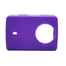 Silicone Case Soft Protective Cover Lens Cap For Xiaomi Xiao Yi 2 II 4K Camera3C
