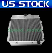 JDN 3 ROWS Performance RADIATOR FIT 1950 Chevy Bel Air Deluxe V8 Only