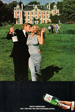 1977 MM EXTRA SEKT Authentic VINTAGE German Magazine Ad
