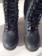 Dr Martens Diva Dee Gray Boot US5 UK3