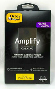 OtterBox AMPLIFY GLARE GUARD Screen Protector for iPhone 11 / 11 Pro / 11MAX Pro