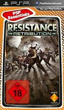 Resistance Retribution Neu & OVP