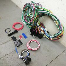 1940 - 1946 Chevy Truck Wire Harness Upgrade Kit fits painless update fuse block