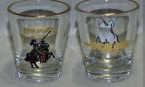 Excalibur Hotel & Casino Las Vegas Shot Glass #5159