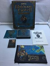 Baldur's Gate II: Shadows of Amn Collector's Edition (PC, 2000)