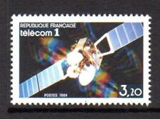 FRANCE MNH 1984 SG2640 TELECOMM 1 COMMUNICATIONS SATELLITE