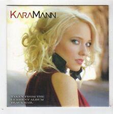 (FZ200) Kara Mann, Blackmail - DJ CD