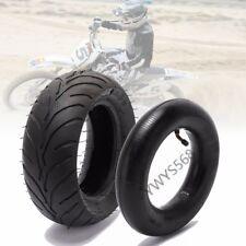 110/50-6.5 Rear Tire & Inner Tube for Mini Pocket Bike ATV Scooter Dirt Pit Bike