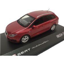 Seat Ibiza ST color Rojo 1:43 IXO Fischer diecast
